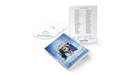 Personalised DVD cover and disc